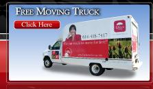 Free Moving Truck Courtesy of The Raines Group