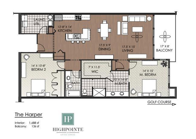 Harper Floor Plan